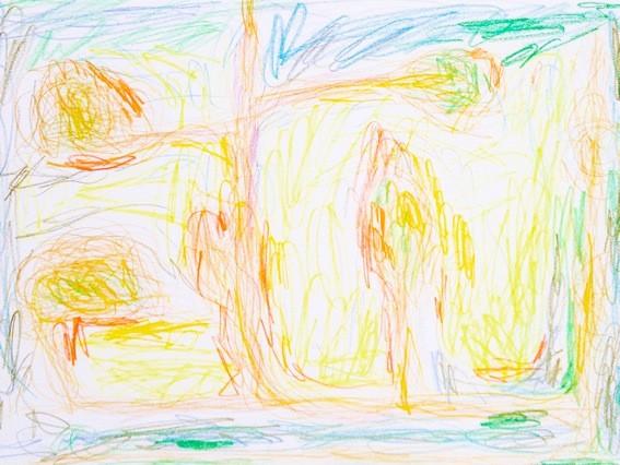Autobiografie Teil 1, pencil on paper, 210x297mm, 2013